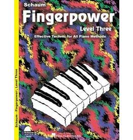 Hal Leonard Schaum Fingerpower Level 3