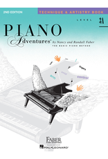 Hal Leonard Piano Adventures Technique and Artistry Level 3A *