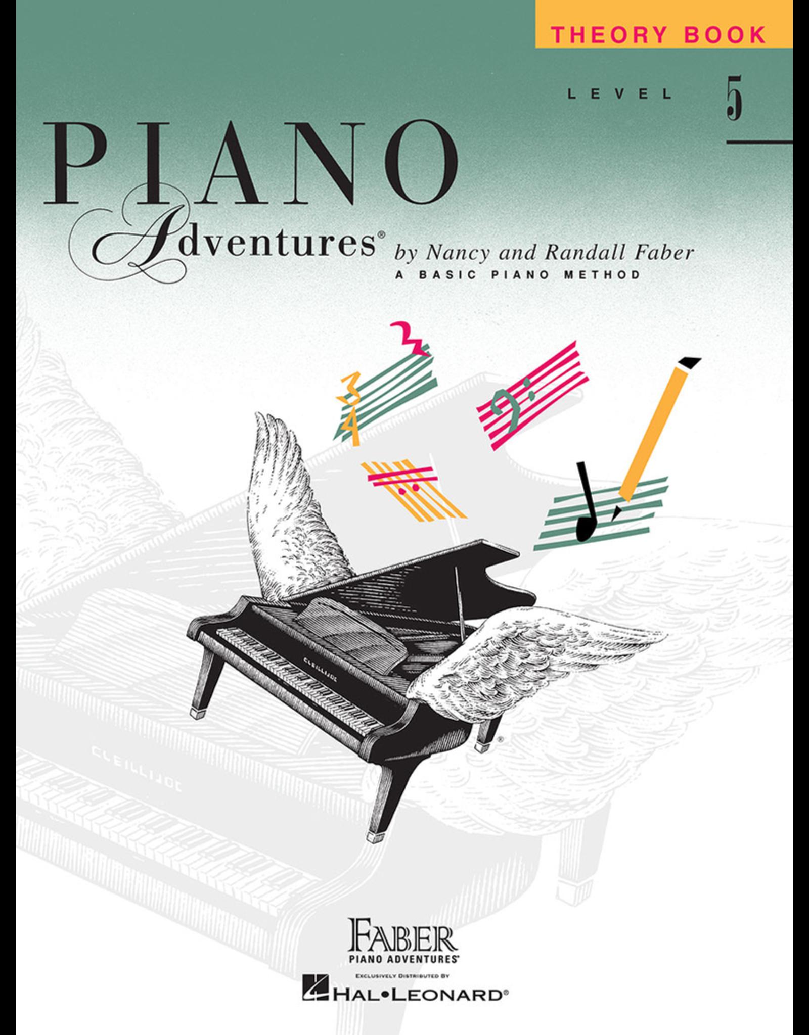 Hal Leonard Piano Adventures Theory Level 5 *