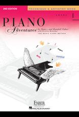 Hal Leonard Piano Adventures Technique and Artistry Level 1 *