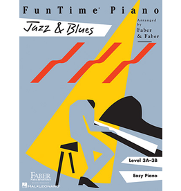 Hal Leonard Funtime Piano Jazz & Blues Level 3A-3B