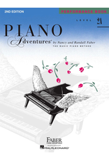 Hal Leonard Piano Adventures Performance Level 2A *