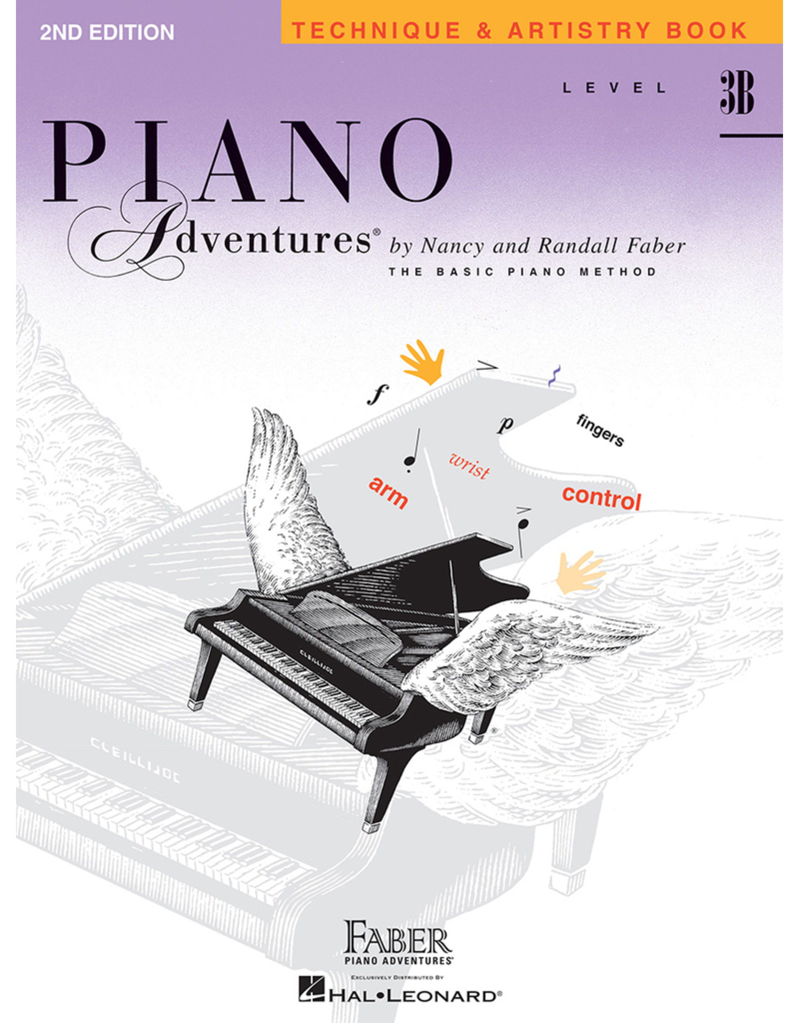 Hal Leonard Piano Adventures Technique & Artistry level 3B *