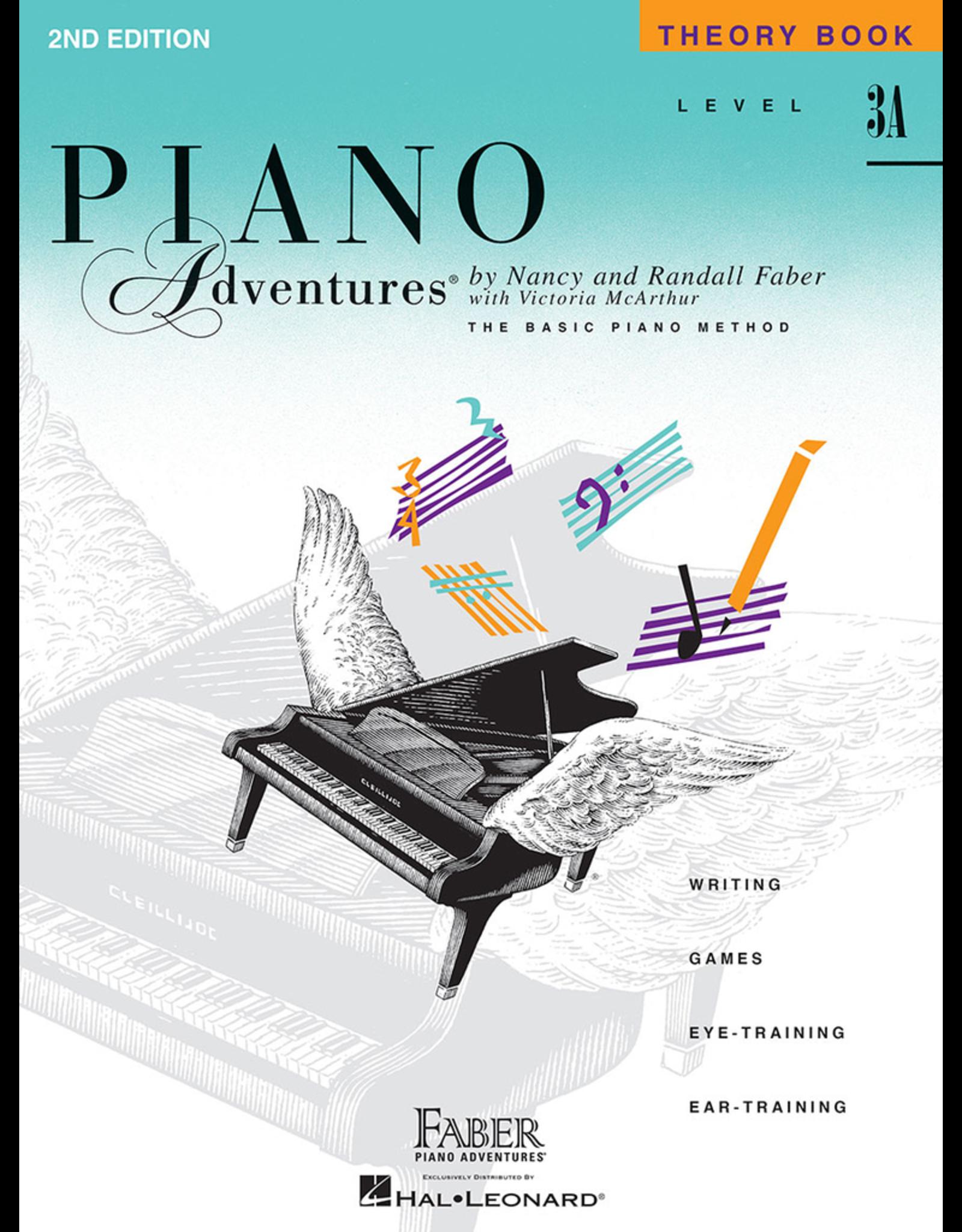 Hal Leonard Piano Adventures Theory Level 3A *