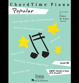 Hal Leonard ChordTime Piano Popular Level 2B