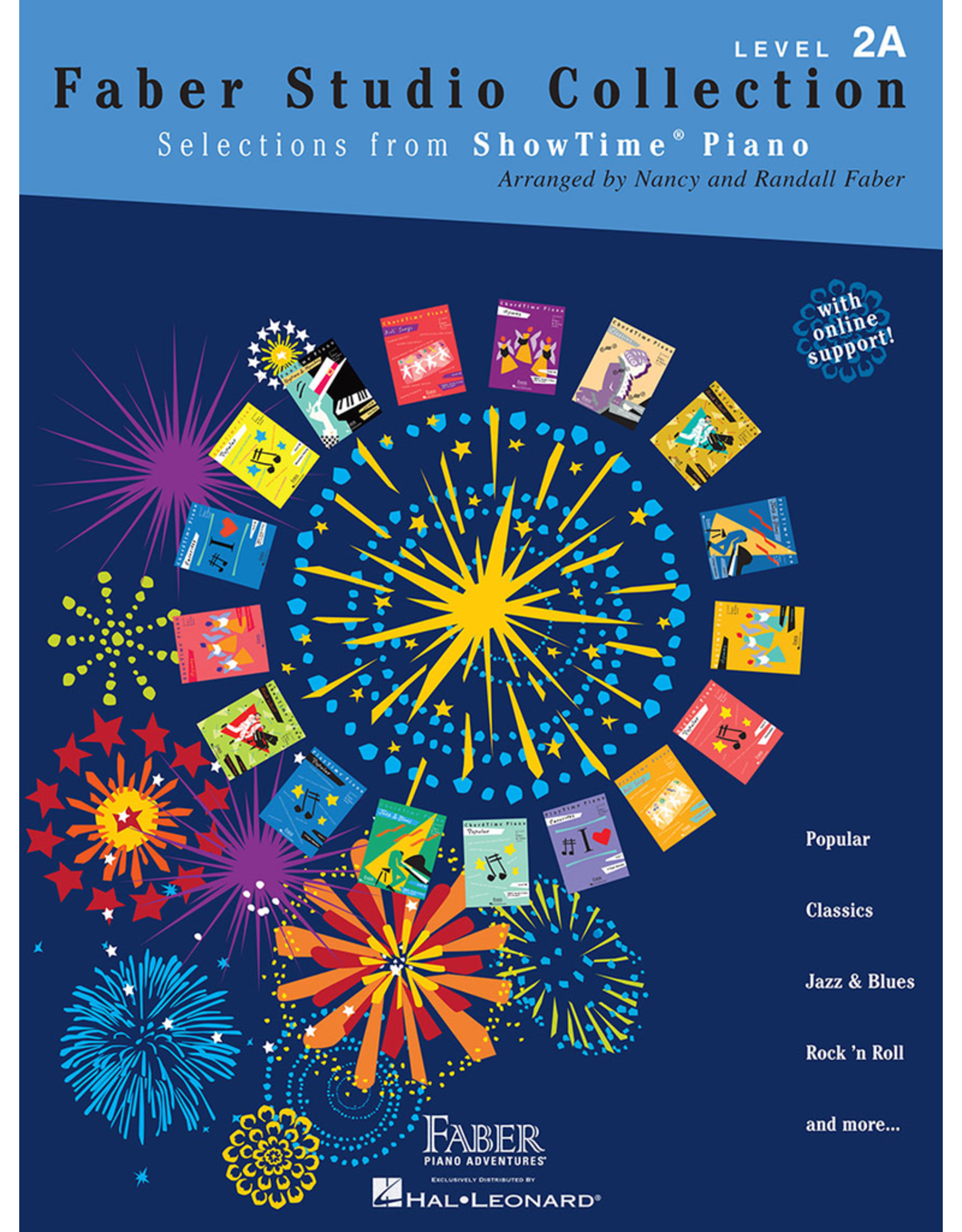 Hal Leonard Faber Studio Collection - Selections from ShowTime Level 2A