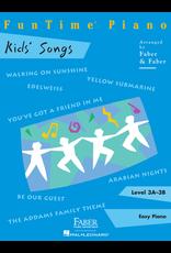Hal Leonard FunTime Kids' Songs Level 3A-3B