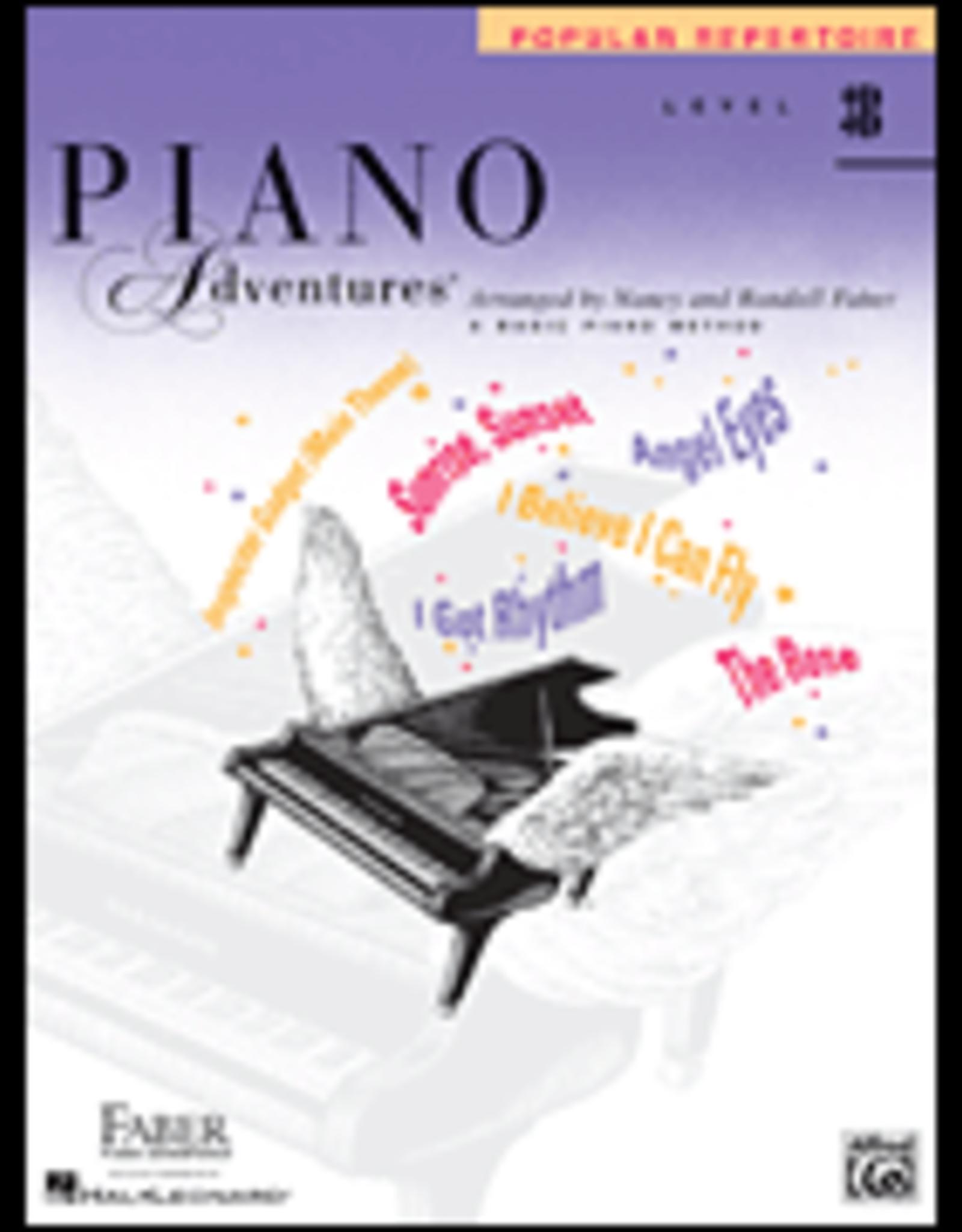 Hal Leonard Piano Adventures Popular Repertoire Level 3B *
