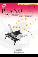 Hal Leonard Piano Adventures Gold Star Performance, Level 1 *