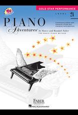 Hal Leonard Piano Adventures Gold Star Performance, level 2A *