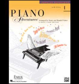 Hal Leonard Piano Adventures Popular Repertoire Level 4 *