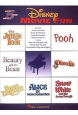 Hal Leonard Disney Movie Fun - 5-Finger