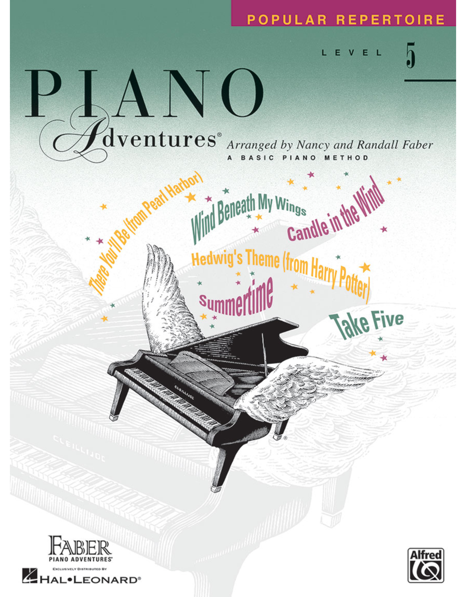 Hal Leonard Piano Adventures Popular Repertoire Level 5 *