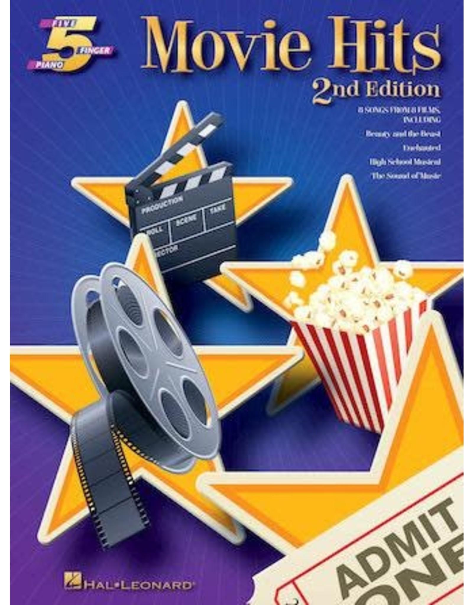 Hal Leonard Movie Hits 5 Finger - 2nd Edition