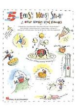 Hal Leonard Eensy Weensy Spider and Other Nursery Rhyme Favorites - 5 Finger