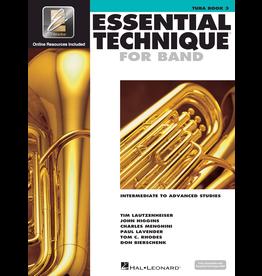 Hal Leonard Essential Technique Book 3 Tuba