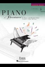 Hal Leonard Piano Adventures Lesson Level 5 *