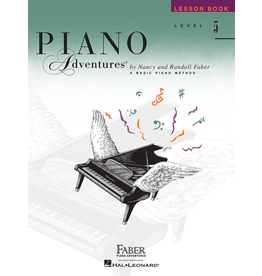 Hal Leonard Piano Adventures Lesson Level 5 *