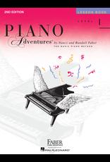 Hal Leonard Piano Adventures Lesson Level 1 *
