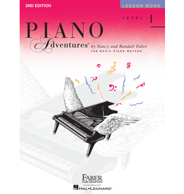Hal Leonard Piano Adventures Lesson Level 1 *