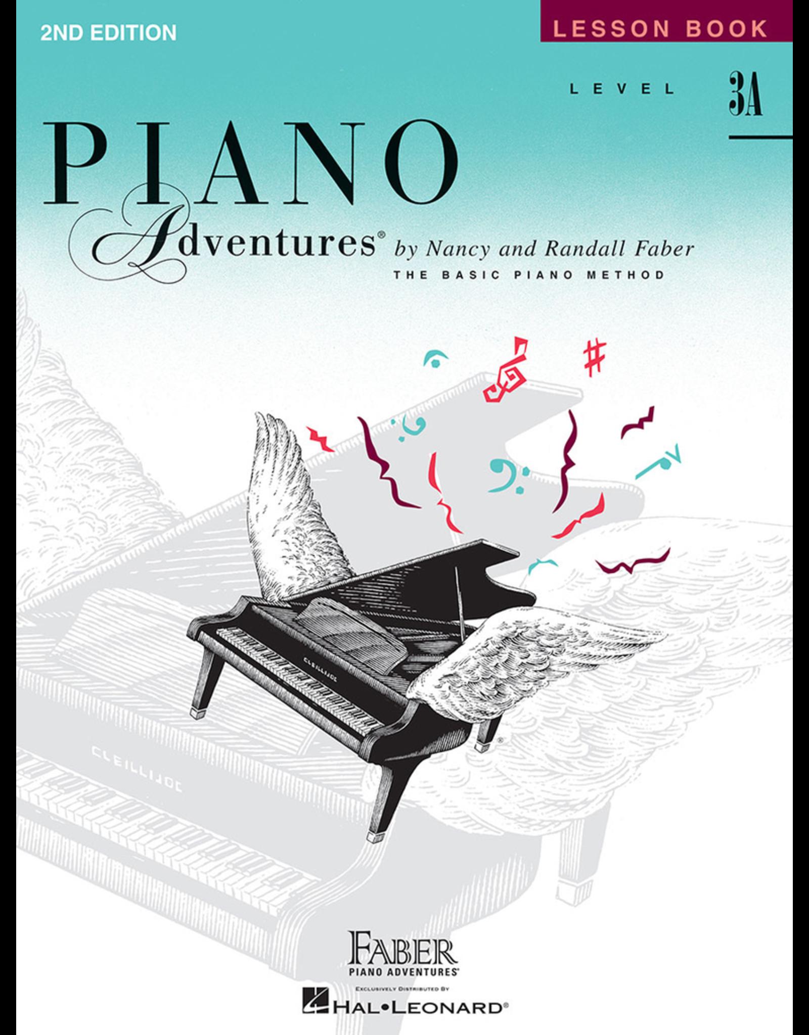 Hal Leonard Piano Adventures Lesson Level 3A *