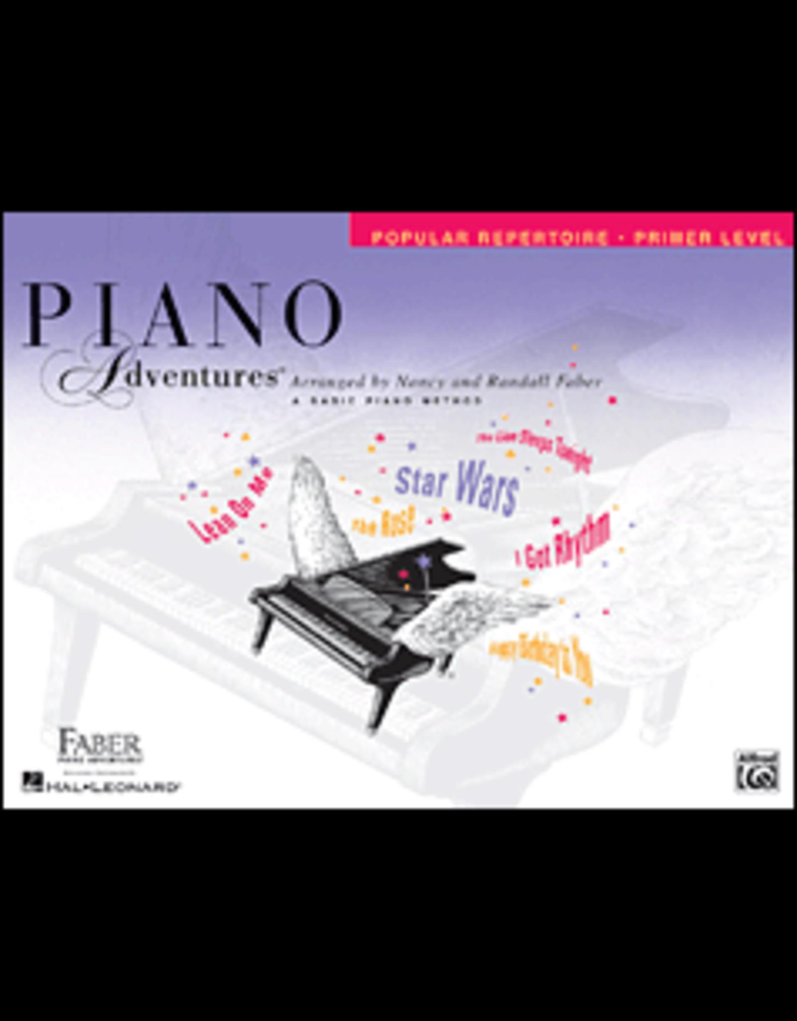 Hal Leonard Piano Adventures Popular Repertoire, Primer Level *