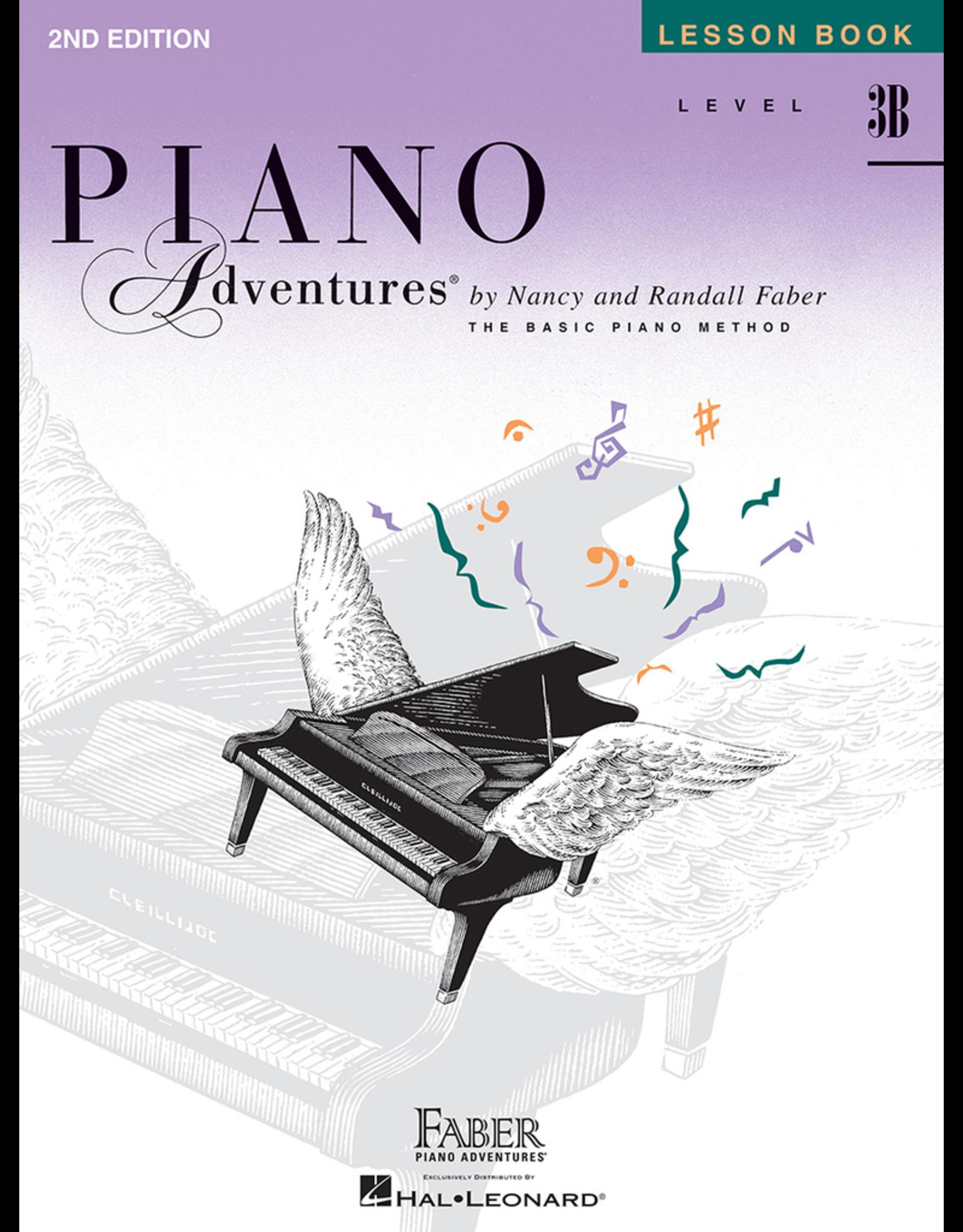 Hal Leonard Piano Adventures Lesson Book Level 3B *