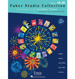 Hal Leonard Faber Studio Collection - Selections from FunTime Piano - Level 3A-3B