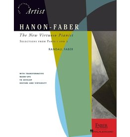 Hal Leonard Hanon-Faber - The New Virtuoso Pianist, Selections from parts 1 & 2