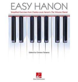 Hal Leonard Easy Hanon - Simplified Exercises from Hanon's The Virtuoso Pianist