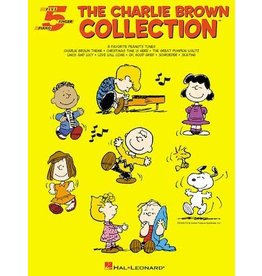 Hal Leonard Charlie Brown Collection - 5 Finger