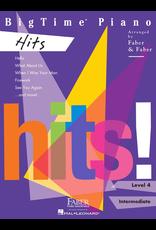 Hal Leonard BigTime Piano Hits Level 4