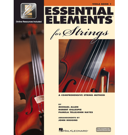 Hal Leonard Essential Elements Book 1 Viola