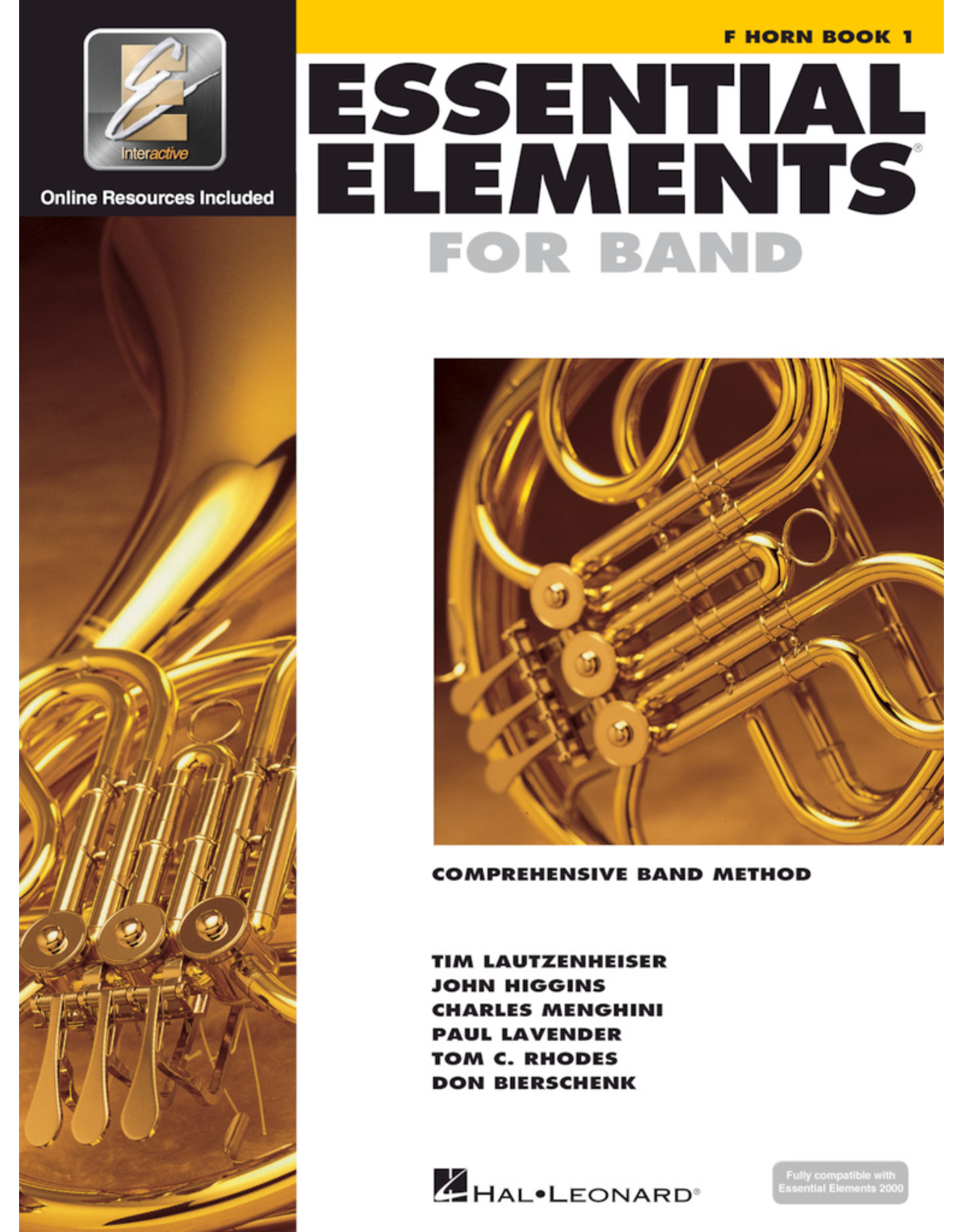 Hal Leonard Essential Elements Book 1 French Horn