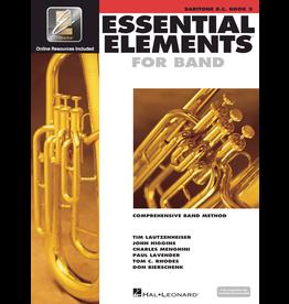 Hal Leonard Essential Elements Book 2 for Baritone B.C.
