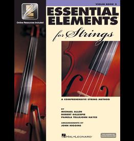 Hal Leonard Essential Elements Book 2 Violin