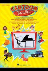 Hal Leonard Cartoon Favorites Beginning Piano Solo - Big Note