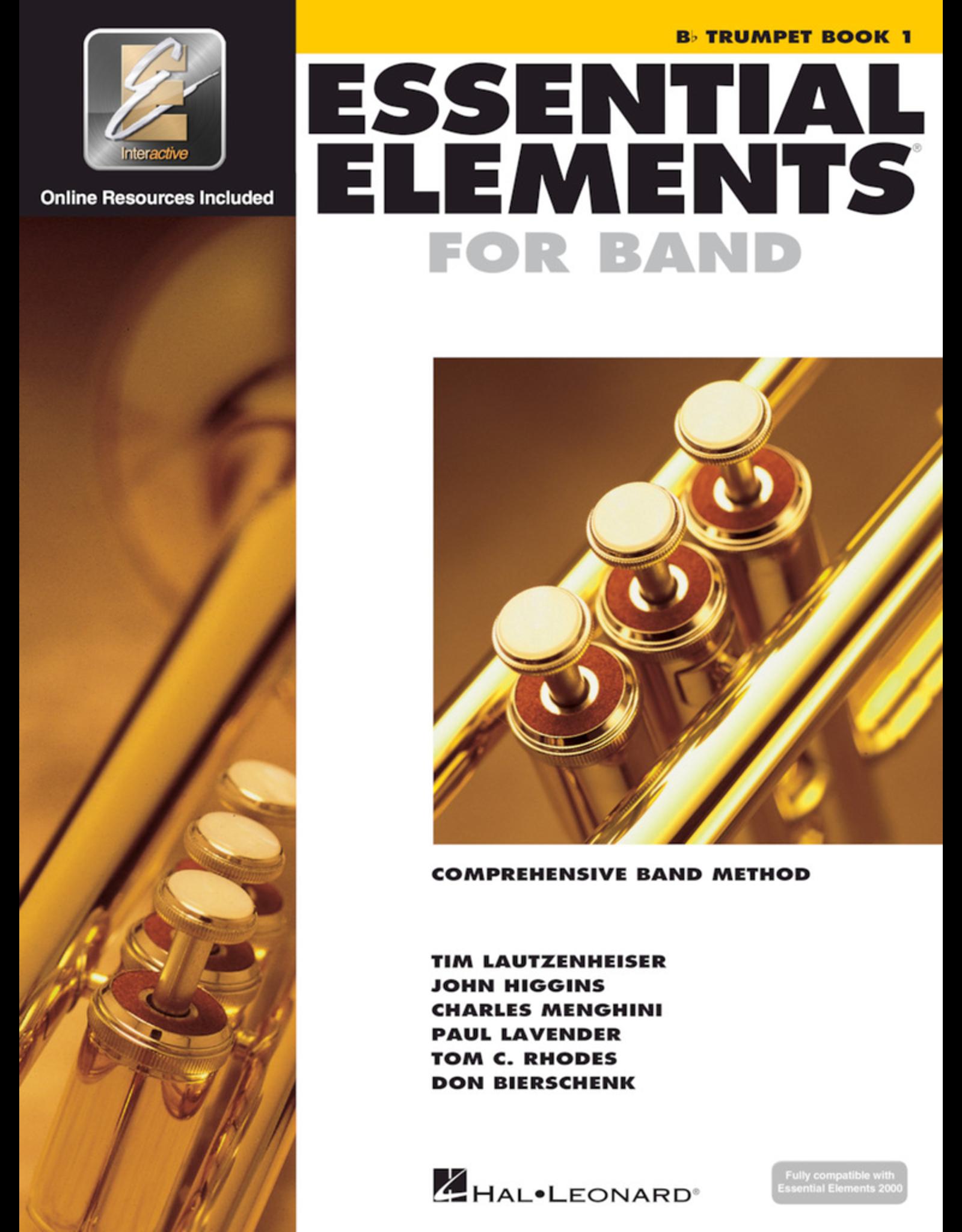 Hal Leonard Essential Elements Book 1 Trumpet