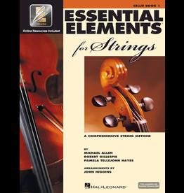 Hal Leonard Essential Elements Book 1 Cello