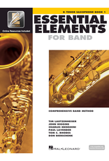 Hal Leonard Essential Elements Book 1 Tenor Sax