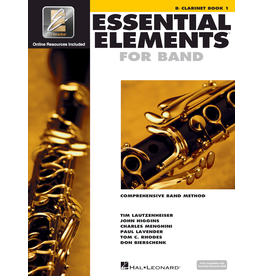 Hal Leonard Essential Elements Book 1 Clarinet