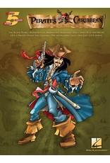Hal Leonard Pirates of the Caribbean - Five-Finger Piano