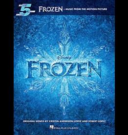 Hal Leonard Frozen Five-Finger, 5-Finger