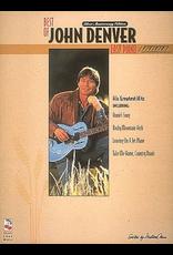 Hal Leonard Best of John Denver - Easy Piano