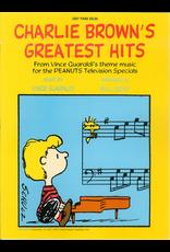 Hal Leonard Charlie Brown's Greatest Hits Easy Piano