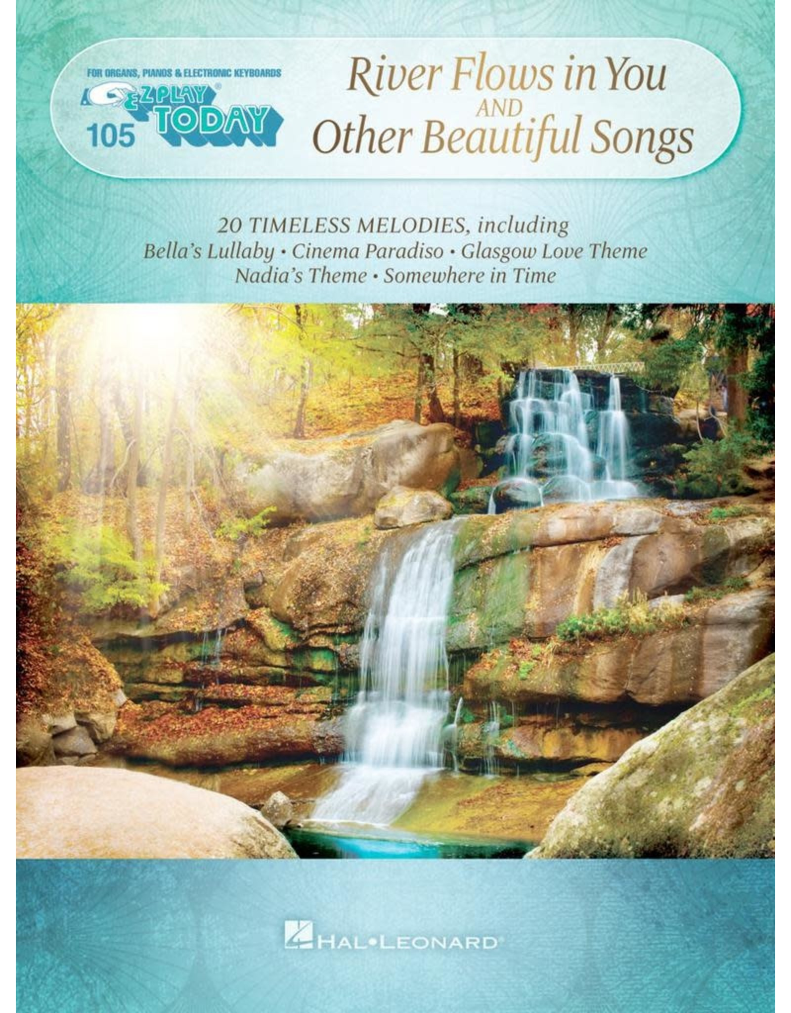 Hal Leonard River Flows in You and Other Beautfiul Songs E-Z Play Today