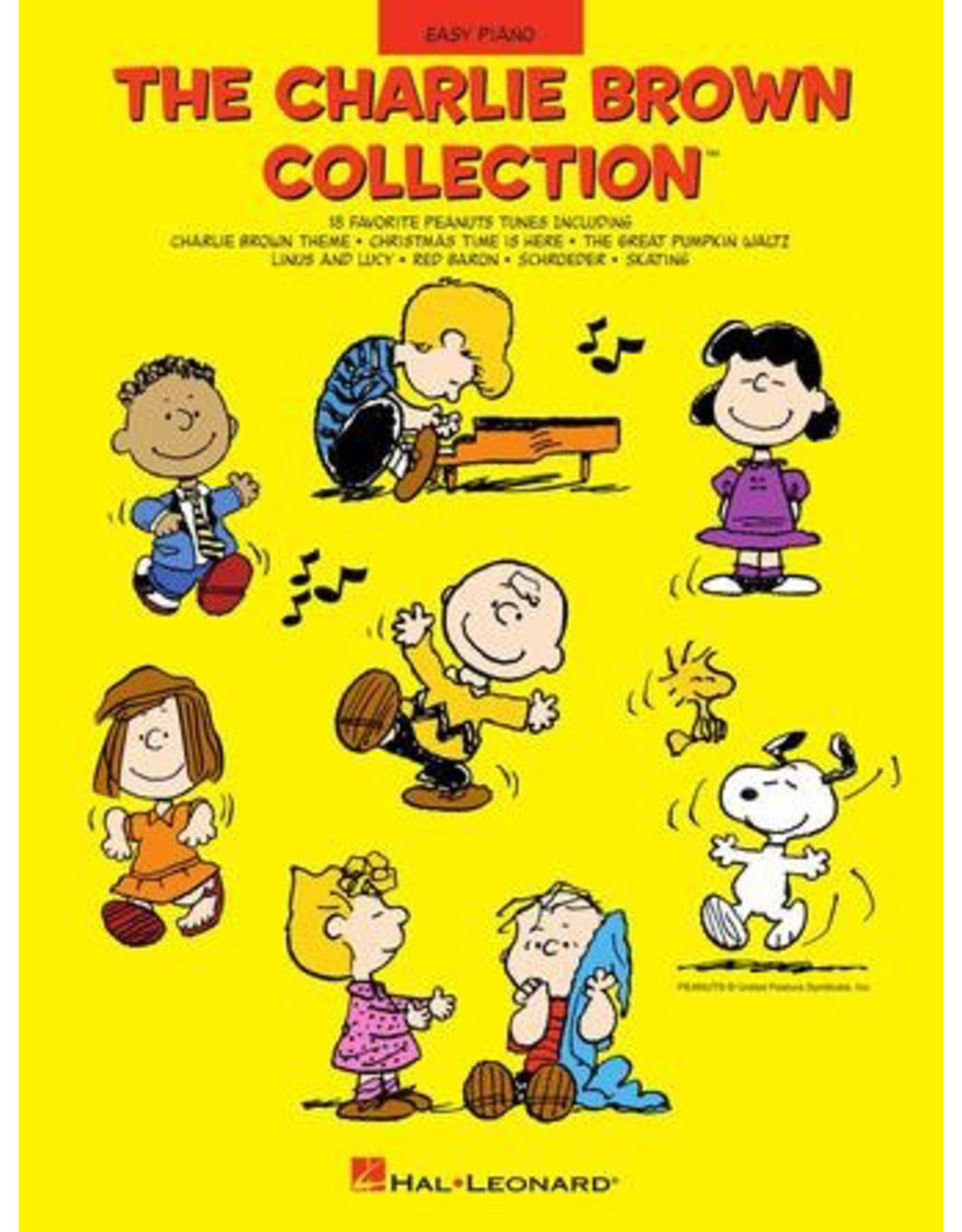 Hal Leonard Charlie Brown Collection - Easy Piano