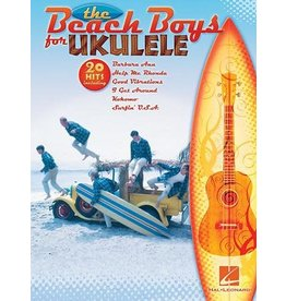 Hal Leonard Beach Boys for Ukulele