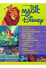 Hal Leonard Magic of Disney Big Note