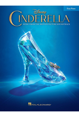 Hal Leonard Cinderella Music from the Motion Picture Soundtrack Easy Piano